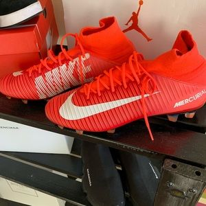 Mercurial Nike soccer cleats